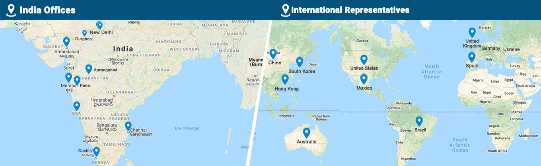 TBi Offices, Trail Blazer Tours India, TBI, India, Travel