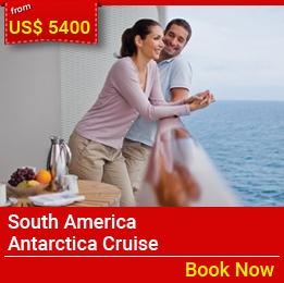 South America - Antarctica Cruise
