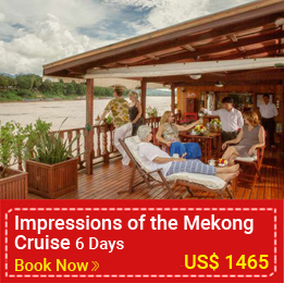 Impressions of the Mekong Cruise